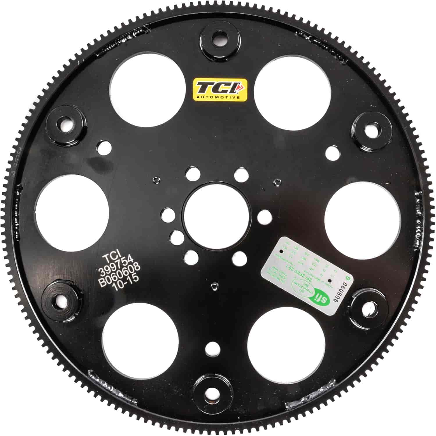 TCI SFI-Approved Flexplate LS1/LS2/LS6/LS7 to 4L80-E Transmission