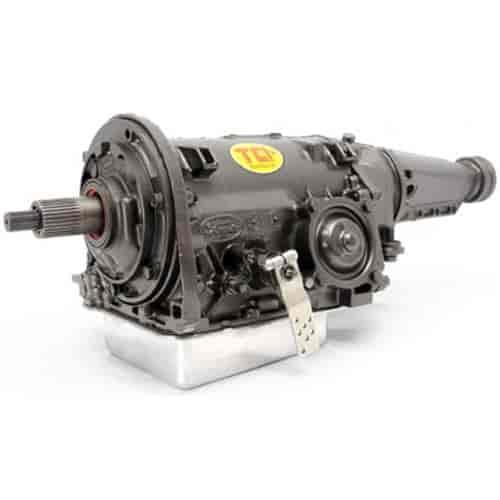 Tci Torque Converter >> TCI 511238: Street Rodder Transmission Ford 1970-82 C4 | JEGS