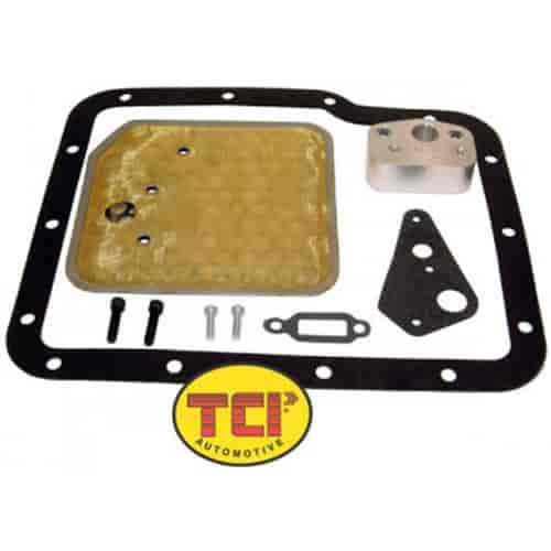 TCI High Flow Transmission Filter Kit GM Powerglide