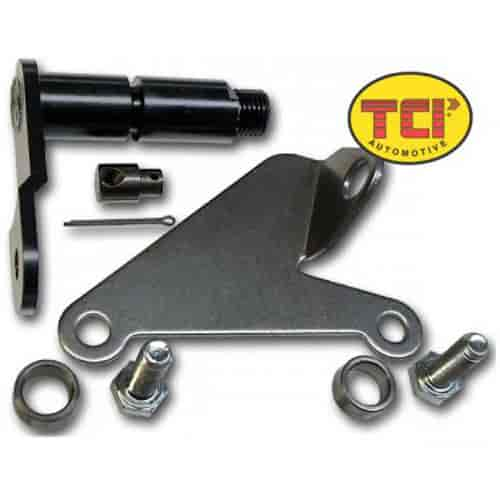 TCI Thunder Stick and Outlaw Shifter Installation Kit Ford AOD