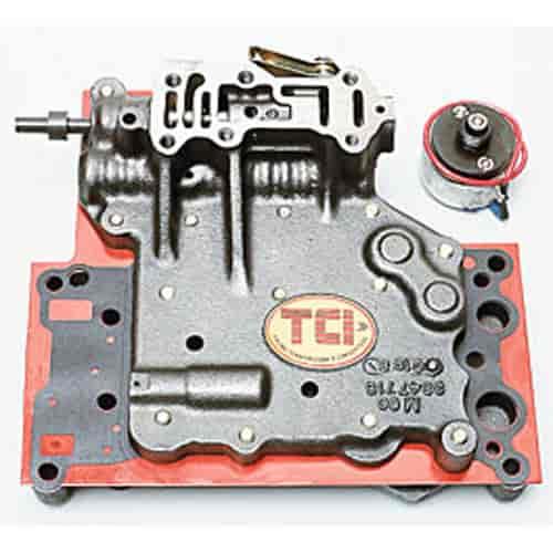 TCI Transbrake Valve Body Kit GM Powerglide