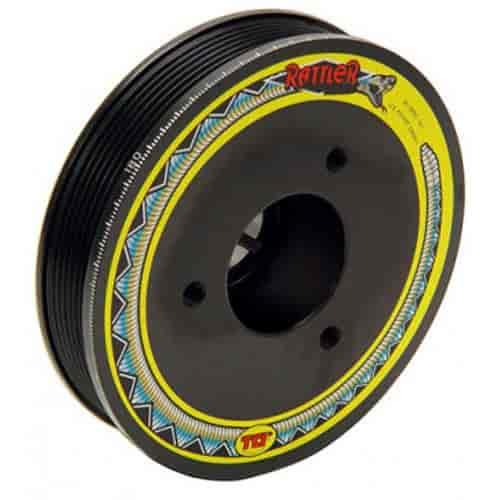 TCI Rattler Torsional Vibration Absorber Pontiac 326-350-389-400-421-455