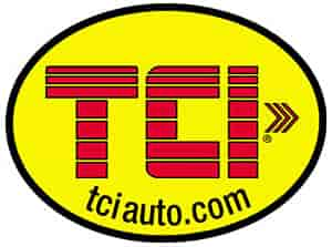 TCI DCL-TCI - TCI Decal
