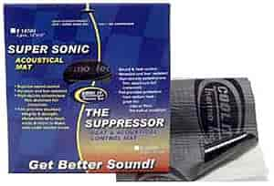 Thermo Tec 14700 - Thermo-Tec Suppressor Acoustical & Heat Control Mats