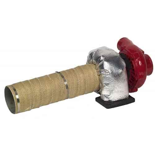 Thermo Tec 15002 - Thermo-Tec Turbo Wrap Kit