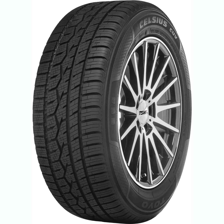 Toyo Celsius Cuv >> Toyo Tires 128170 Toyo Tires Celsius CUV 235/55R19 Load ...