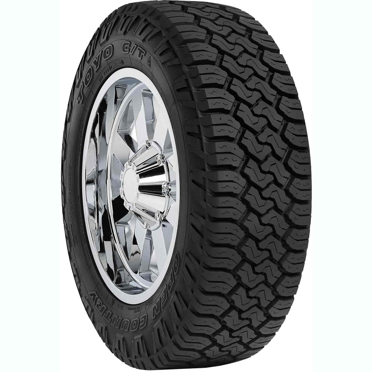 Open Country Tires >> Toyo Tires Open Country C T Tire Lt275 55r20 115 112q