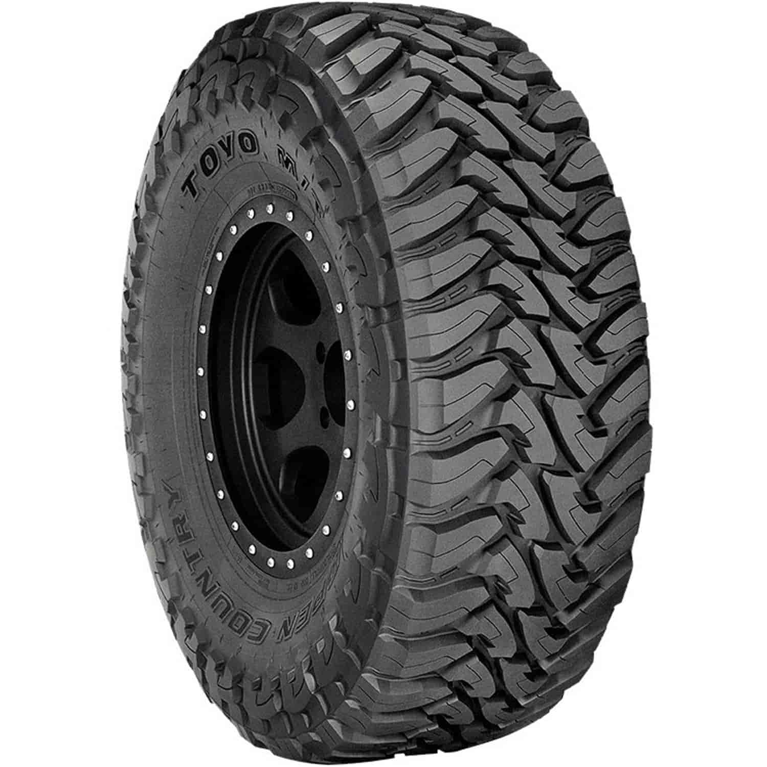 Toyo Tires Open Country M T 37X12 50R20LT 126Q E 10