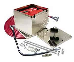 Taylor 48203 - Taylor Aluminum Battery Boxes