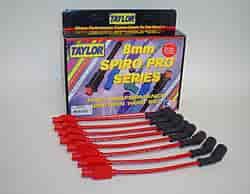 Taylor 72205 - Taylor Spiro-Pro 8mm Custom-Fit Spark Plug Wires