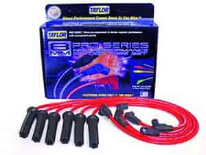 Taylor 72210 - Taylor Spiro-Pro 8mm Custom-Fit Spark Plug Wires