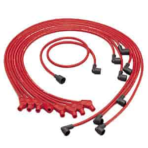 Taylor Cable 73255 Spiro-Pro Red Spark Plug Wire Set