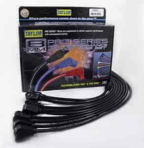 Taylor 74001 - Taylor Spiro-Pro 8mm Custom-Fit Spark Plug Wires