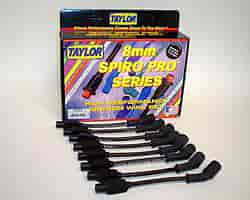 Taylor 74044 - Taylor Spiro-Pro 8mm Custom-Fit Spark Plug Wires