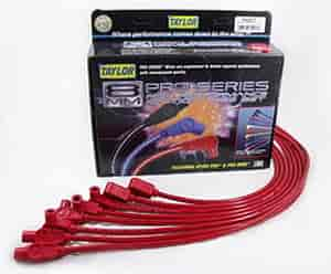 Taylor 74207 - Taylor Spiro-Pro 8mm Custom-Fit Spark Plug Wires