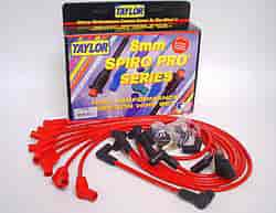 Taylor 74258 - Taylor Spiro-Pro 8mm Custom-Fit Spark Plug Wires