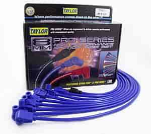 Taylor 74601 - Taylor Spiro-Pro 8mm Custom-Fit Spark Plug Wires