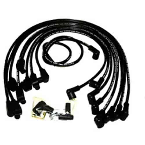 Taylor 76012 Spiro Pro 8mm Spark Plug Wires Chevy Big Block Under