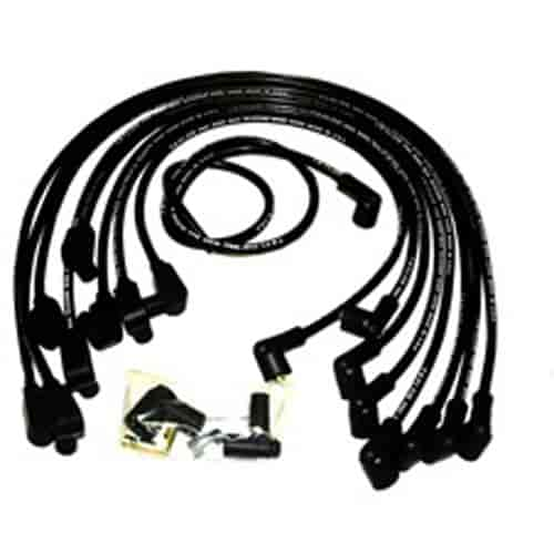 Taylor 76039: Spiro-Pro 8mm Spark Plug Wires Chevy Small