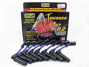 Taylor 82644 - Taylor ThunderVolt 8.2mm Custom-Fit Spark Plug Wires
