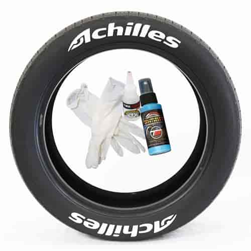 Tire Stickers ACHILLES1508