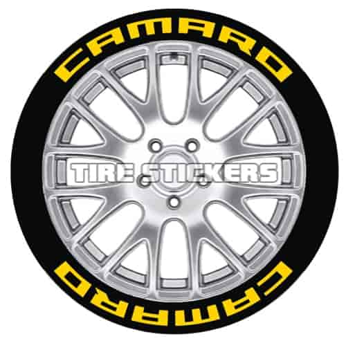 Tire Stickers CAM1416158Y