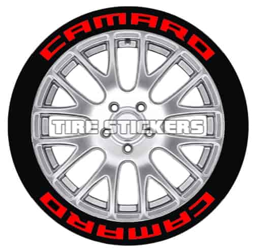 Tire Stickers CAM19211258R