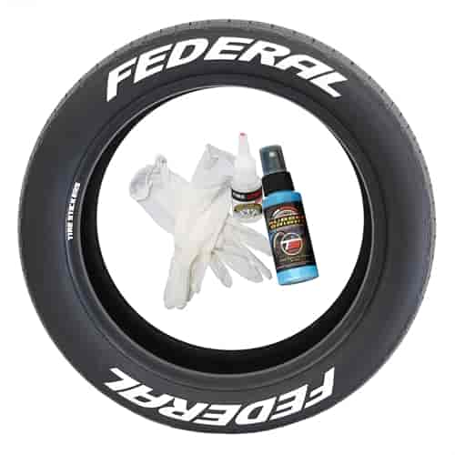 Tire Stickers FED14161258W