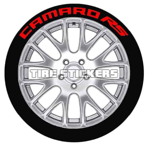 Tire Stickers RS19211254R