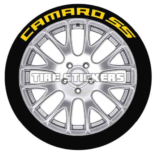 Tire Stickers SS1921754Y