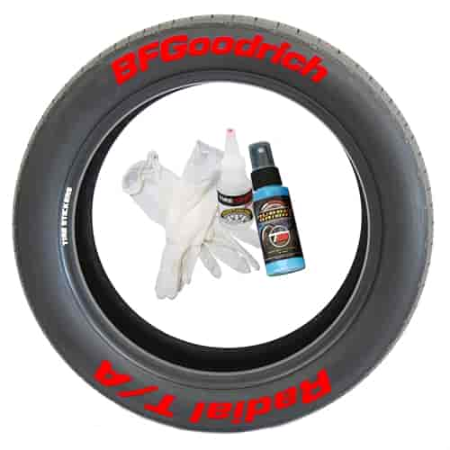 Tire Stickers TA192114R