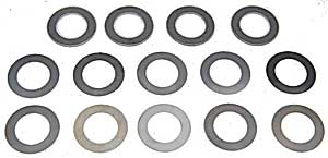 Richmond Gear 38-0006-1 - Richmond Carrier Shims