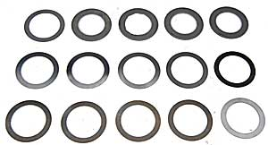 Richmond Gear 38-0007-1 - Richmond Carrier Shims