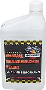 Richmond Gear T-LUBE - Richmond Transmission Lube
