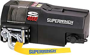 Superwinch 1440200 - Superwinch S-Series Winches