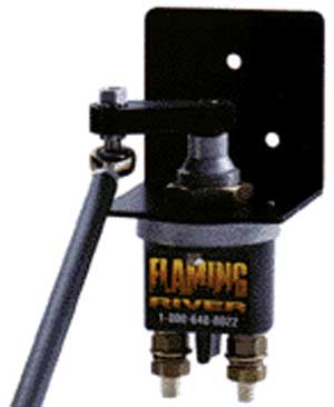 Flaming River FR1003-2 - Flaming River Battery Disconnect Switches