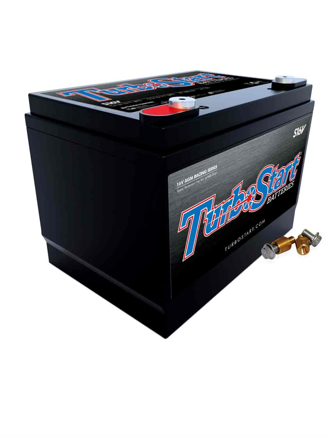 Turbo Start S16V - TurboStart 16 Volt Batteries