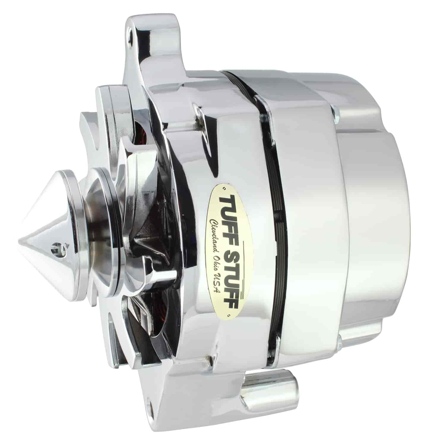 Tuff Stuff 7068ABULL - Tuff Stuff Chrome Alternators