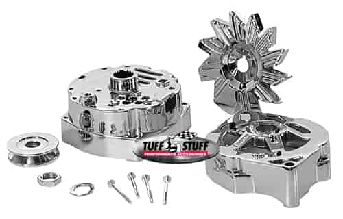Tuff Stuff 7500A - Tuff Stuff Chrome Alternators