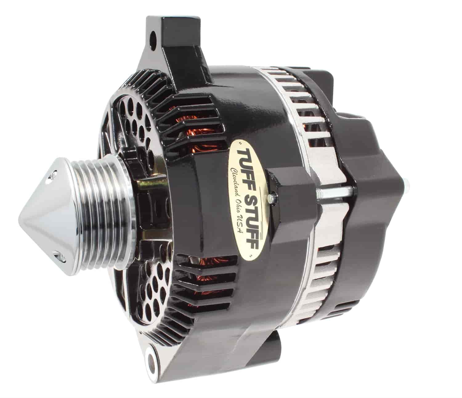 Tuff Stuff 7771cbull6g Alternator 1993 00 Ford 5 0l 225 Amp