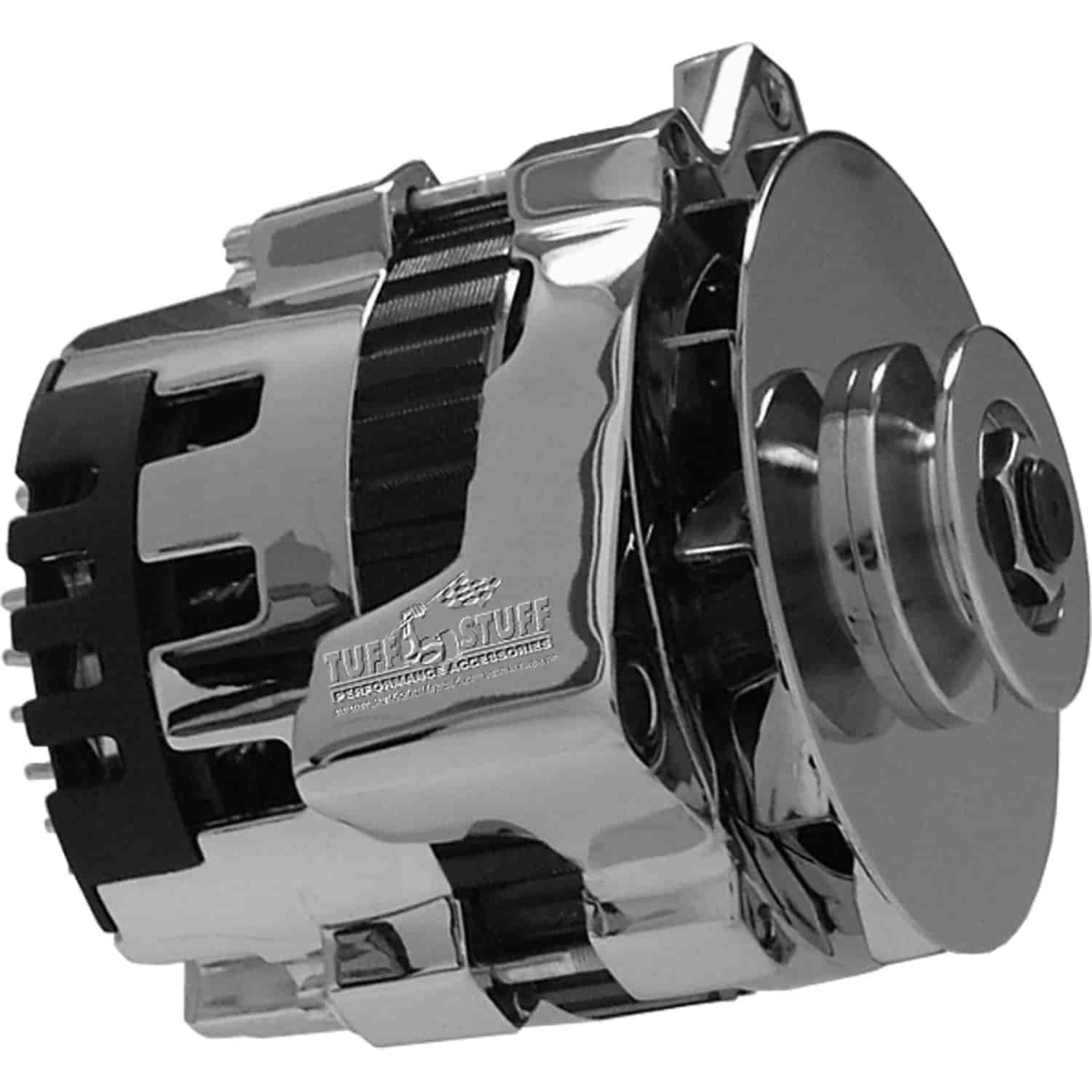 Tuff Stuff 7861A - Tuff Stuff Chrome Alternators