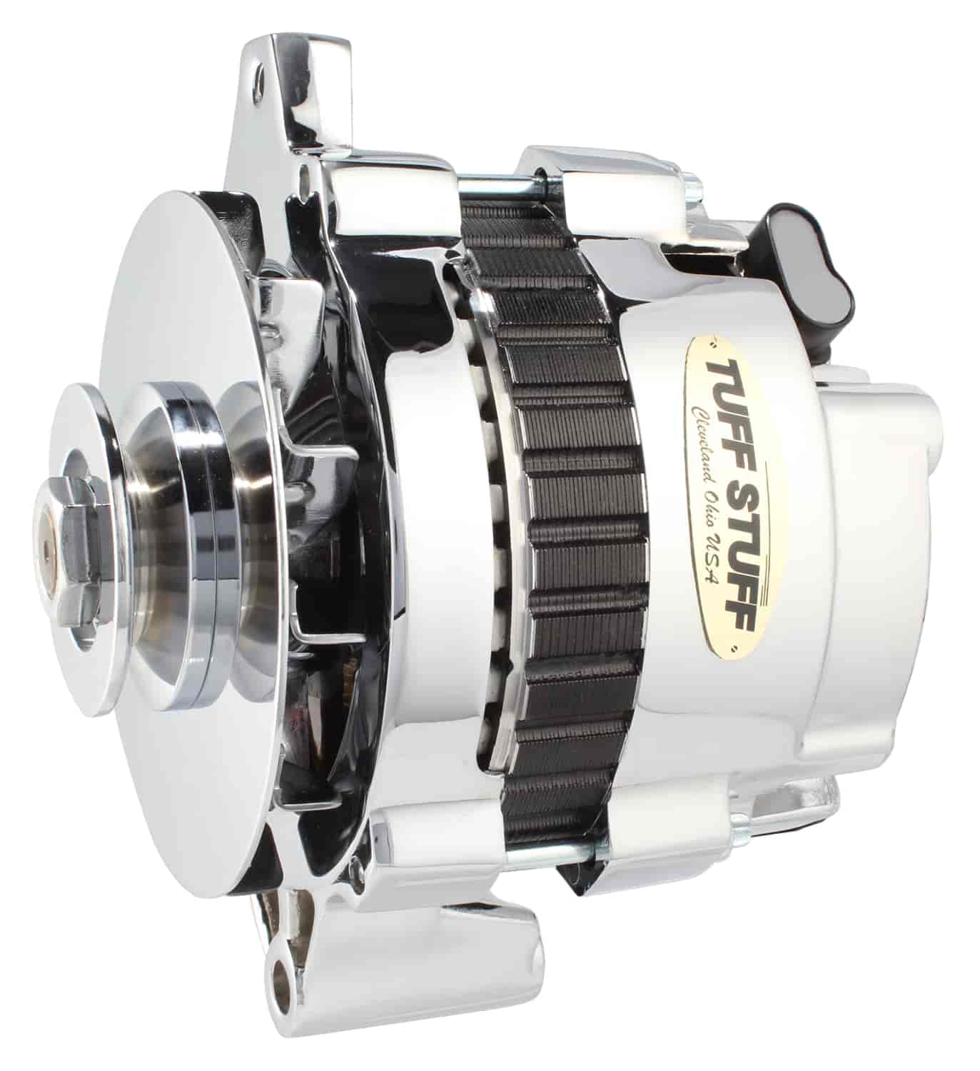 Tuff Stuff 7935FP - Tuff Stuff Chrome Alternators