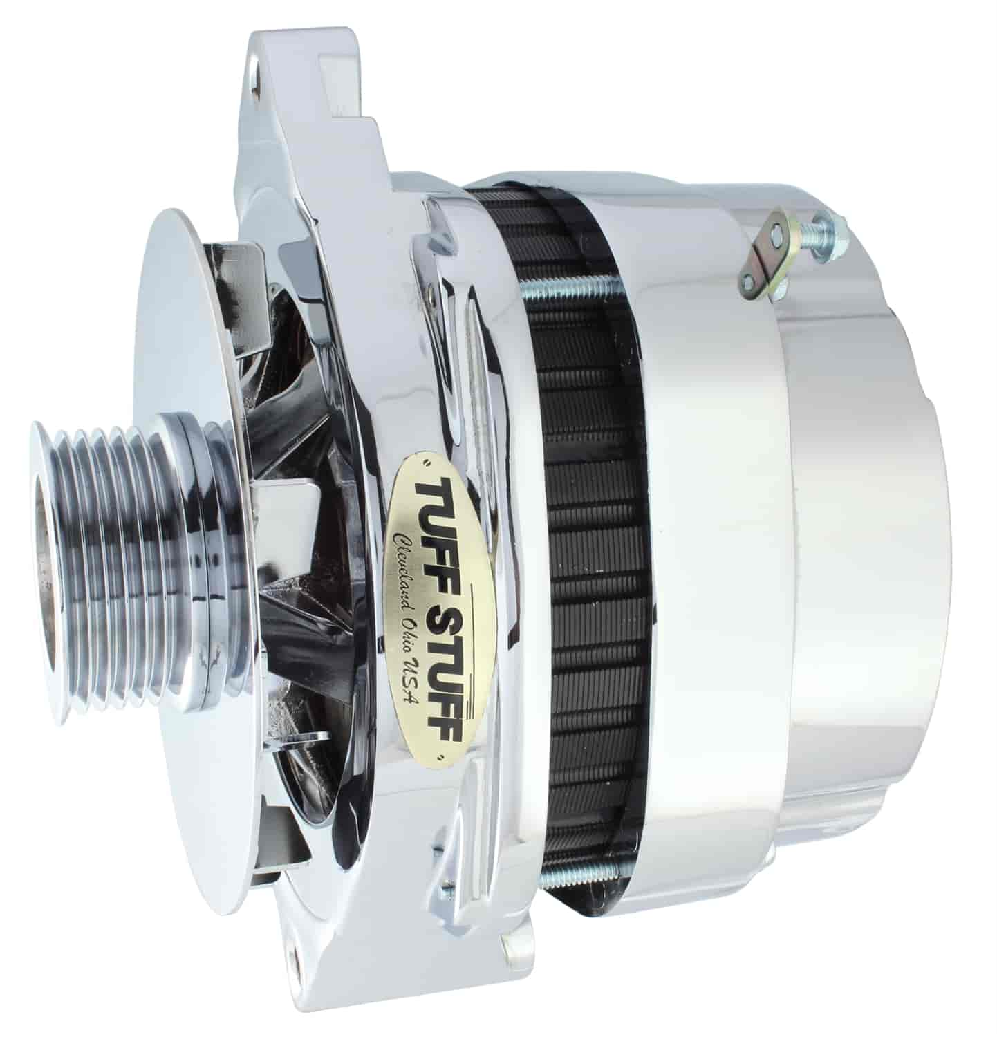 Tuff Stuff 8173NA - Tuff Stuff Chrome Alternators