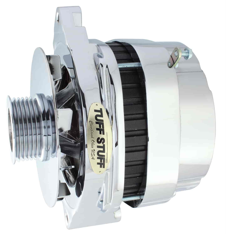 Tuff Stuff Alternator Wiring Diagram Schematic Diagrams 8173na Lt1 Lt4 140 Amp Jegs