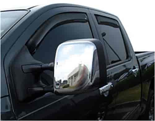 Auto Ventshade AVS 192607 2pc In-Channel Ventvisor for Dodge Ram 1500//2500//3500