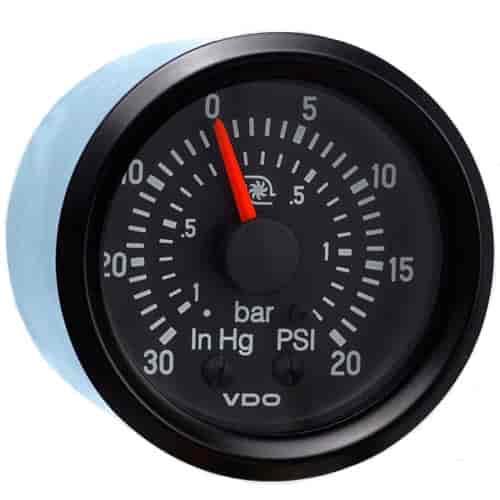 VDO 150 101 Boost Gauge