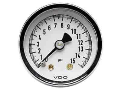 VDO 153-002 - VDO Fuel Pressure Gauges