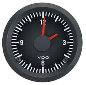 VDO 370-955 - VDO Black Face Cockpit Gauges