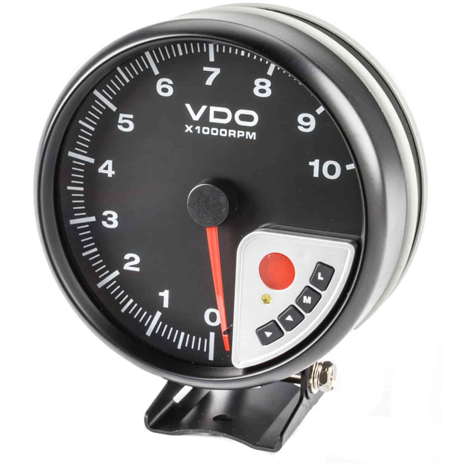 Vdo A2c59517117 Prt Performance Tachometer 5 Electrical Jegs Clock Wiring Diagram