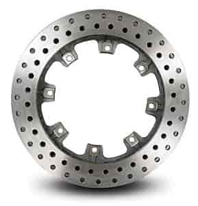 AFCO 6640112 - AFCO Pillar Vane Brake Rotors